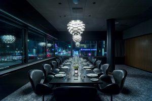 Sala de reuniones del Radisson Collection Royal Hotel Copenhagen