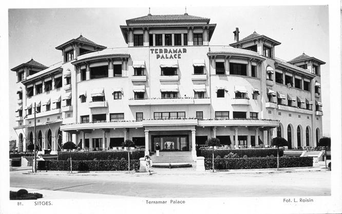 Hotel Terramar de Sitges