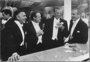 Slim Aarons: Kings of Hollywood