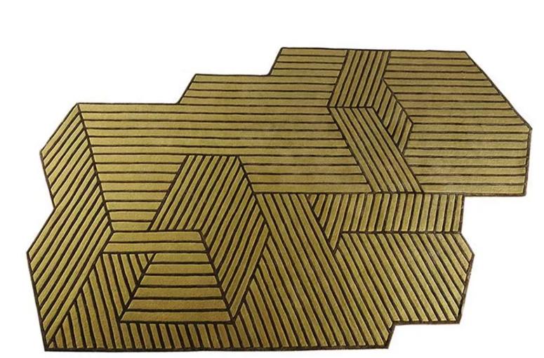 "Producto Fresco 2018. Alfombra ""Own"", diseñada por Paula Sanz, para NOW Carpets."