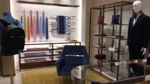 Nueva tienda de Salvatore Ferragamo por FiPro Studio