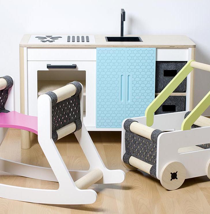 Producto Fresco 2018. Muebles-juguetes Kidycoo, diseño de La Lechuza