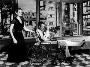 """La ventana indiscreta"", 1954. Alfred Hitchcock"