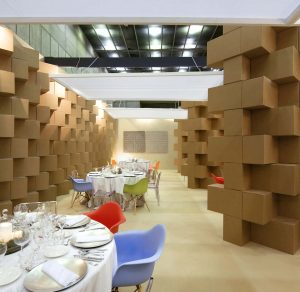 Restaurante Cubic Pop Up