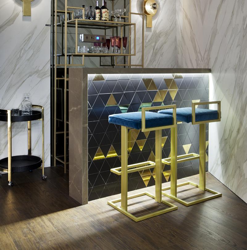 Nos vamos de bares barras muebles y dise os innovadores for Mueble bar moderno para casa