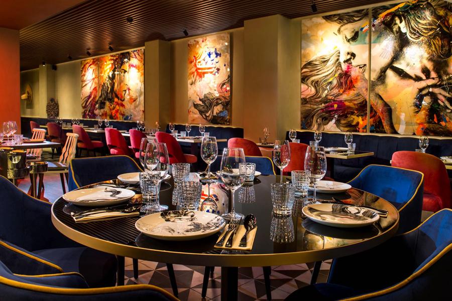 Restaurante Iztac, por Lourdes Treviño