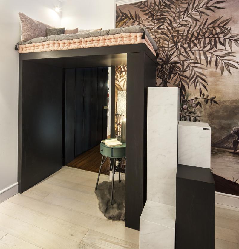 Habitación infantil diseñada por Blanca Hevia en Casa Decor 2018