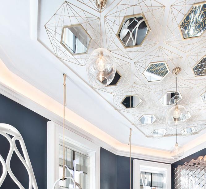 Molduras Y Perfiles Protagonistas En El Diseño De Interiores