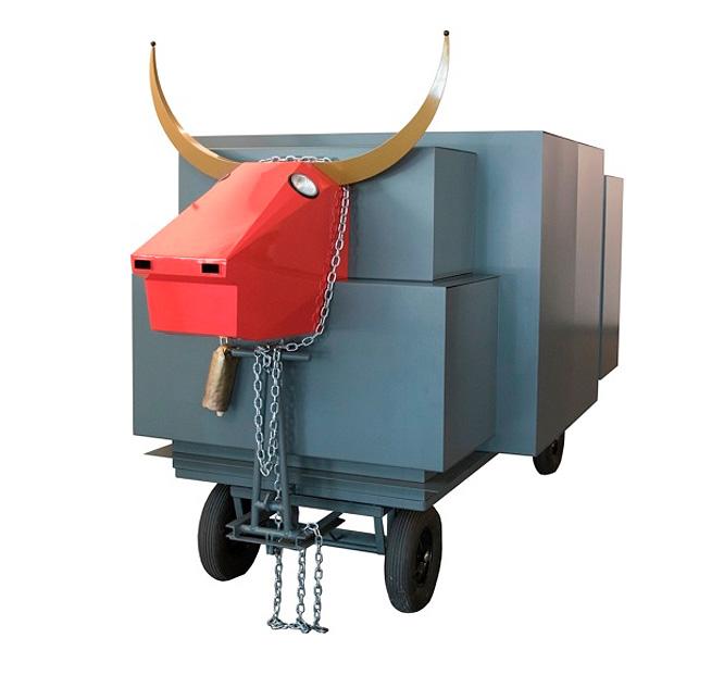 La Gran Vaca Mecánica