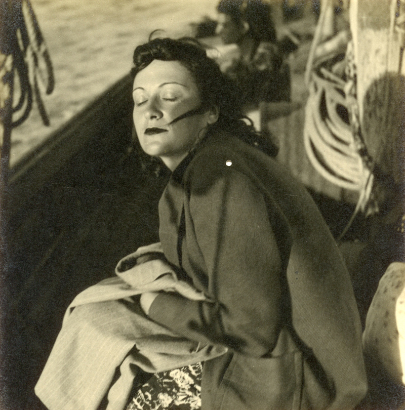 Lina Bo Bardi, en la Fundación Juan March