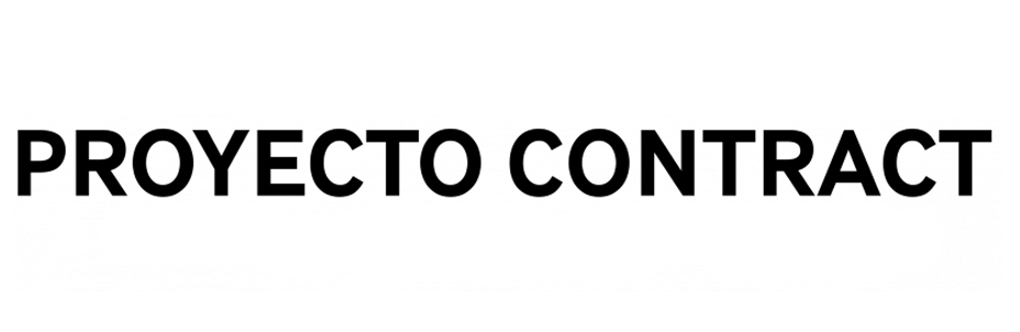 Logotipo Proyecto Contract
