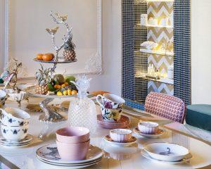 Comedor diseñado por Virginia Gasch en Casa Decor 2018
