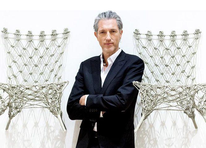 Marcel Wanders, el «Lady Gaga» del diseño contemporáneo