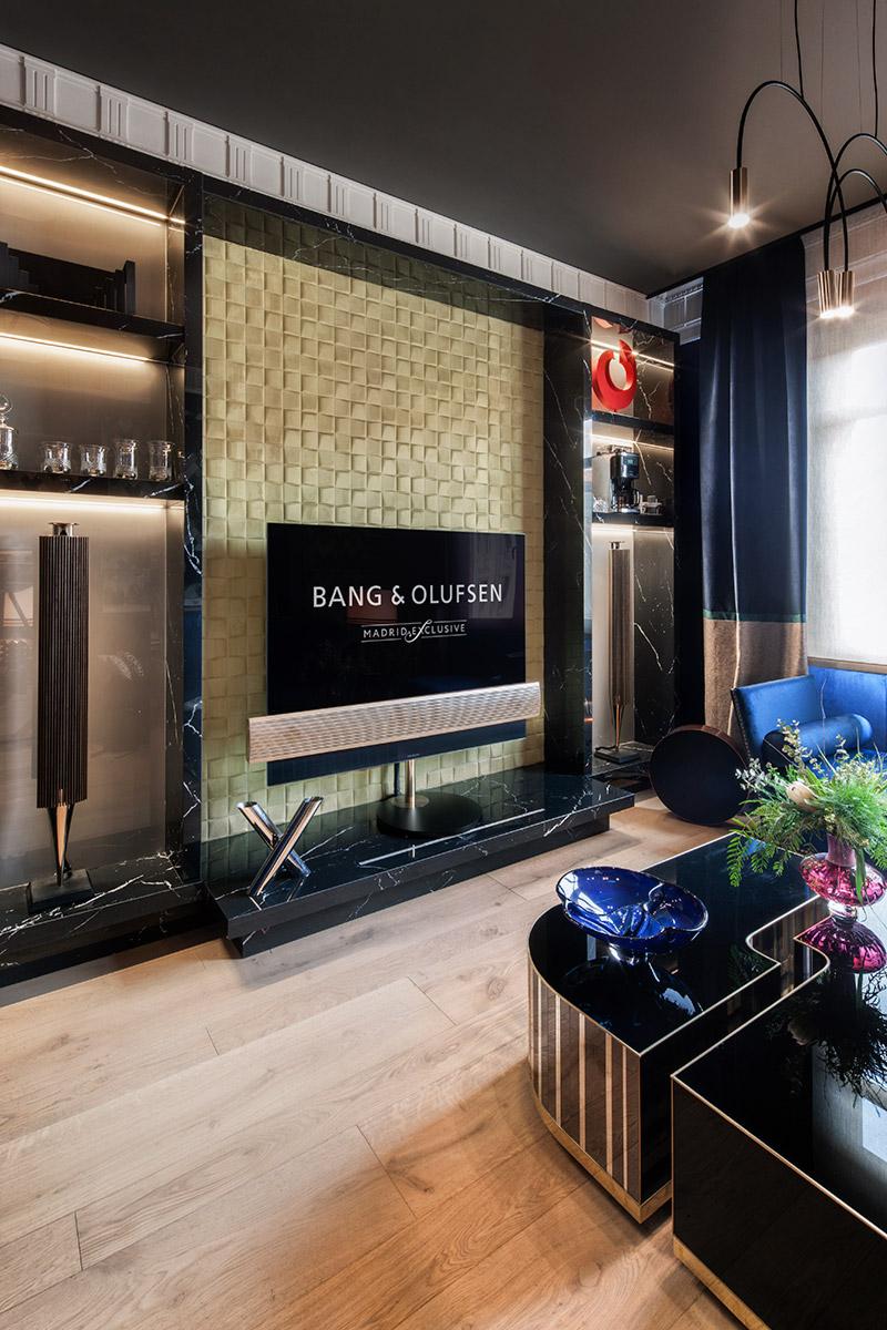 """Salón «BeoLiving Experience!"""" – Espacio Bang & Olufsen"""