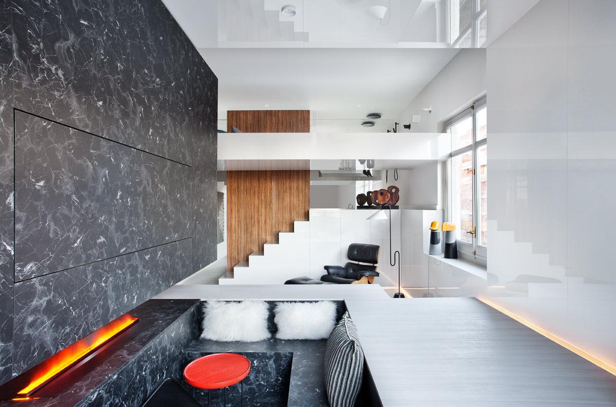 "Loft ""Alvic Smart Home"" – Espacio Grupo Alvic"