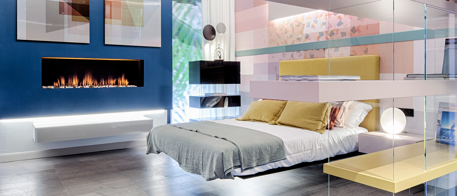 Dormitorio «Dream in Colors» – Espacio Lago