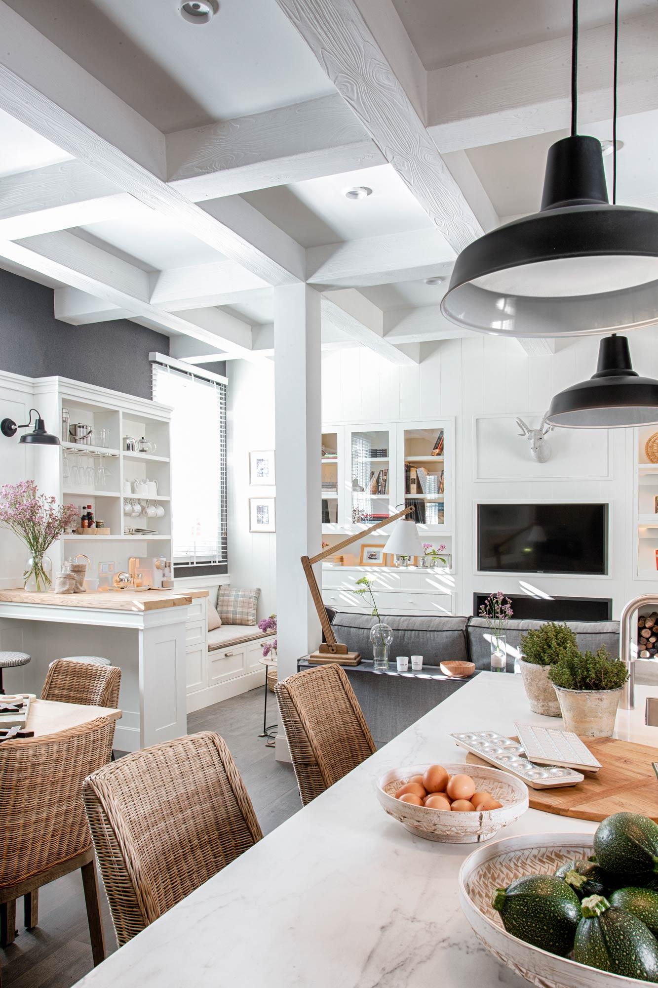 """Cocina-Comedor """"The Living Cook""""   Casa Decor"""