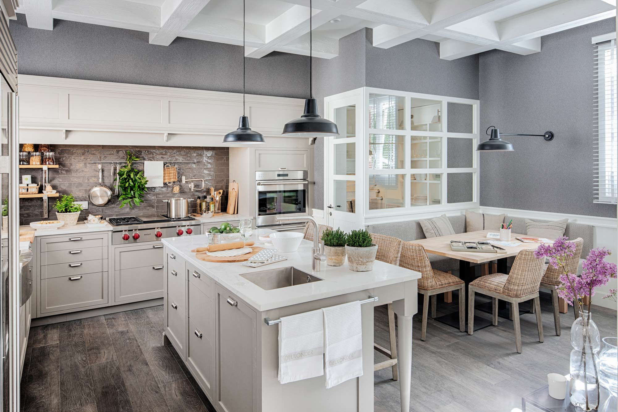 "Cocina-Comedor ""The Living Cook"" 