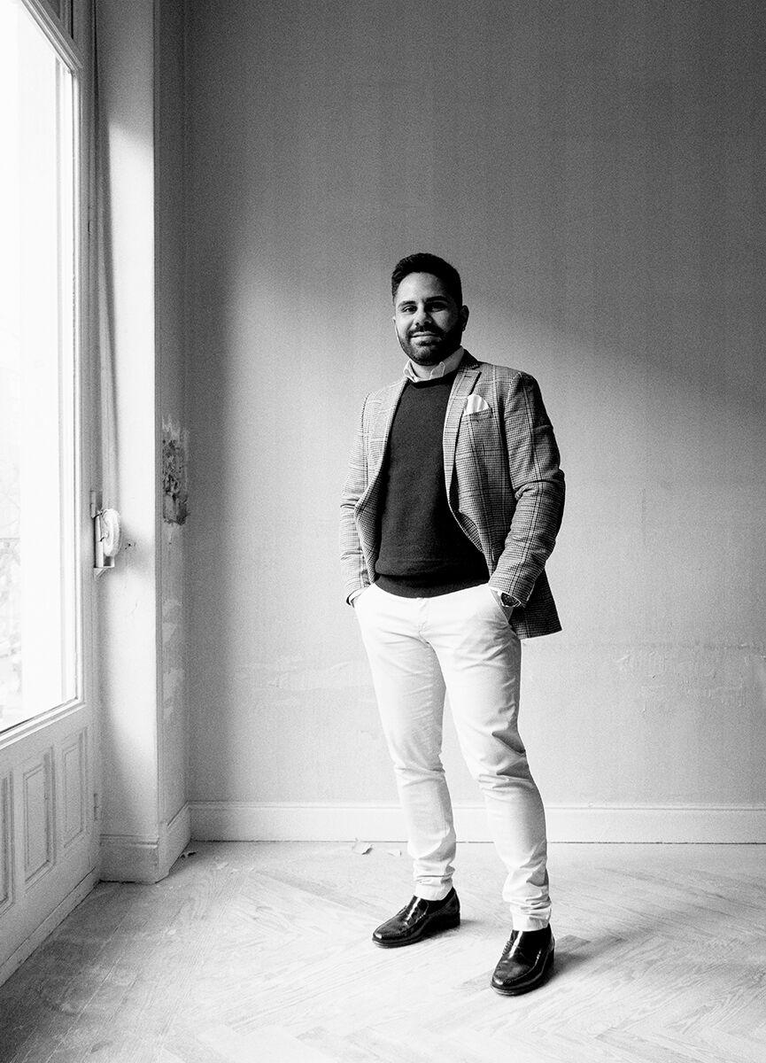 Decoradores de la edición de Casa Decor 2019. Miguel Muñoz.