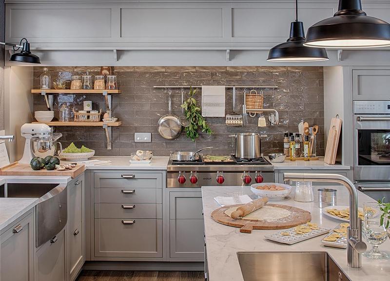 Tendencias top en las cocinas de casa decor 2019 for Modelo de cocina integrado