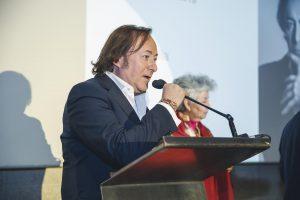 Tomás Alía, Premio Extraordinario a la Trayectoria Profesional