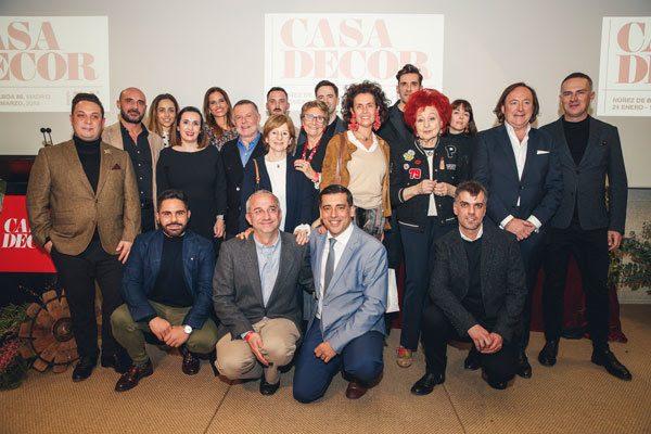 Entrega de los VII Premios a la Decoración y el Interiorismo Casa Decor 2019