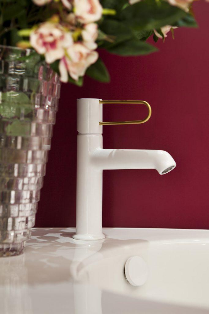 Griferías de diseño para el cuarto de baño. Novedades