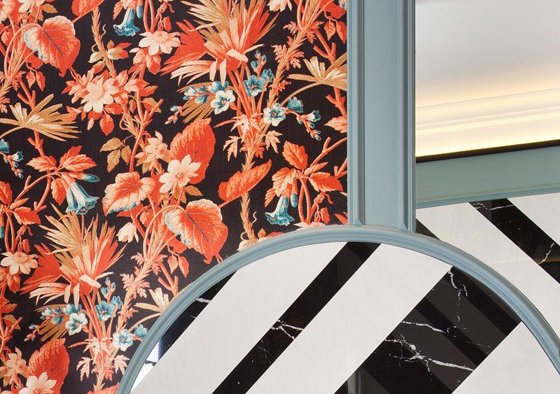 Paredes con textura, la tendencia que arrasa en el diseño de interiores