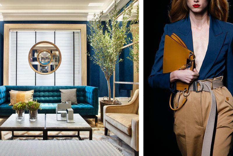 Colores de moda de la primavera-verano 2019: ¡De la pasarela al salón!