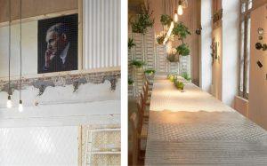 """Restaurante Rock & Ford"", por Pepe Leal en Casa Decor Madrid 2012"