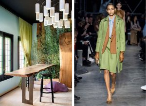 Colores tendencia: el verde