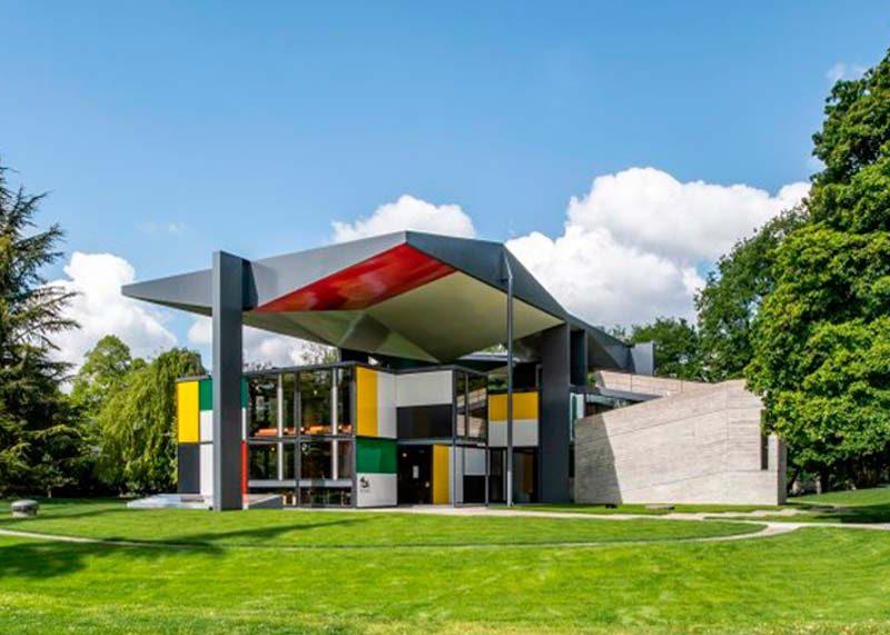 El Pabellón Le Corbusier reabre sus puertas