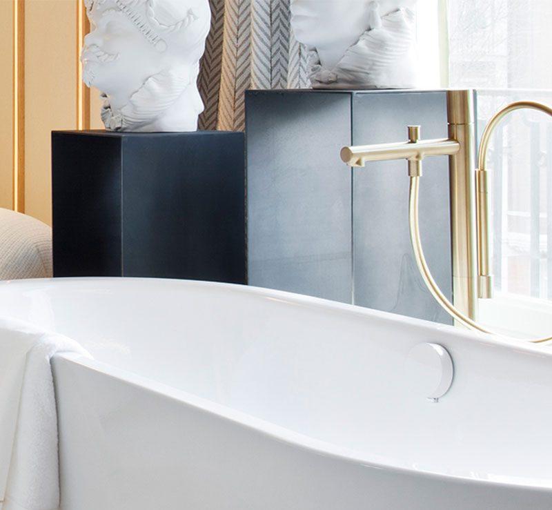 Griferías de diseño para el cuarto de baño