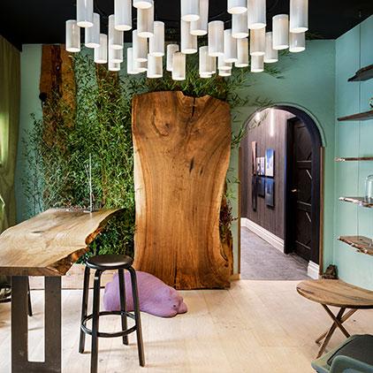 Lobby «El Bosque» – Espacio Summum, Equipo Summum