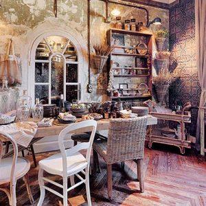 """Salón-comedor """"Make it yours"""" – Espacio Ofelia home & decor"""