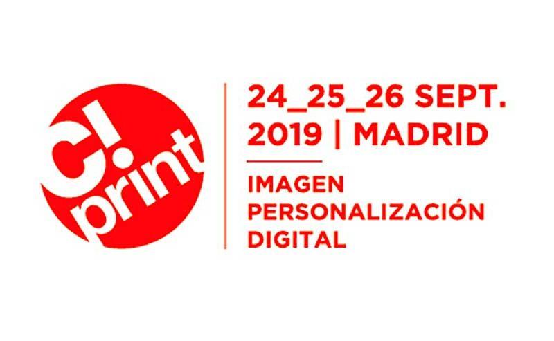 C!Print Madrid 2019 en el Pabellón de Cristal