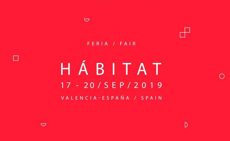 Feria Hábitat Valencia 2019 en la capital mundial del diseño