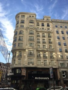 Sede del antiguo Hotel Metropolitano