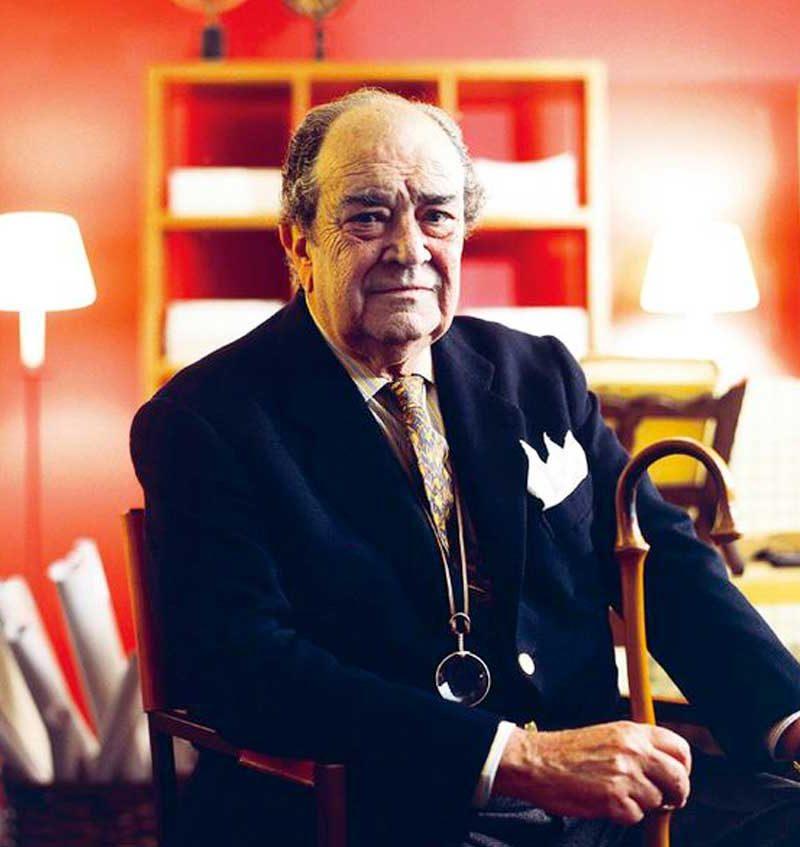 Paco Muñoz, maestro del diseño y la decoración de interiores
