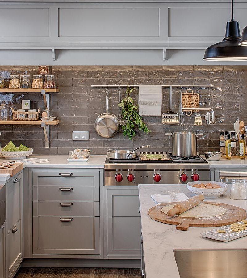 Claves para diseñar la cocina perfecta según Deulonder