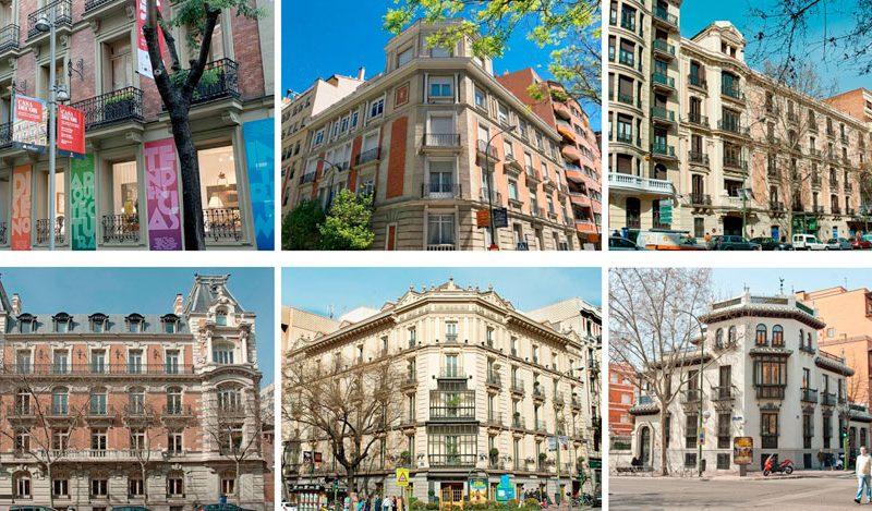 Casa Decor en el Barrio de Salamanca