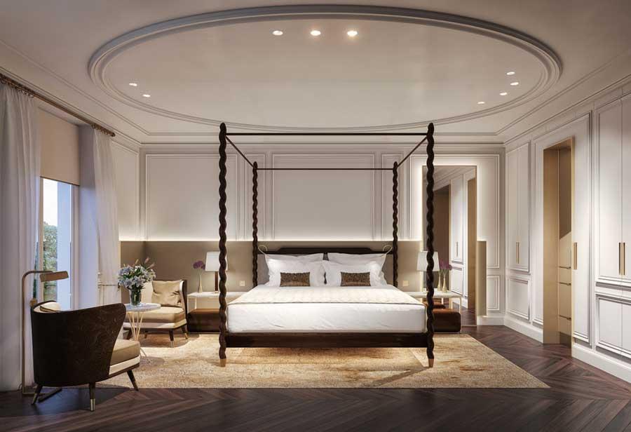 En nuevo Hotel Ritz contará con 100 habitaciones y 53 suites