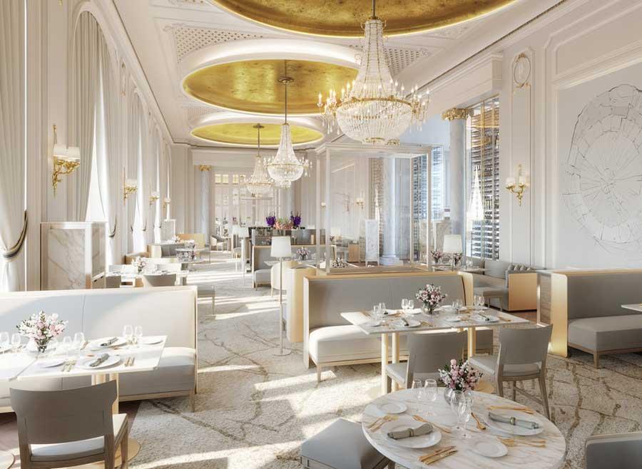 Quique Dacosta será el director de la oferta culinaria del Hotel Ritz.