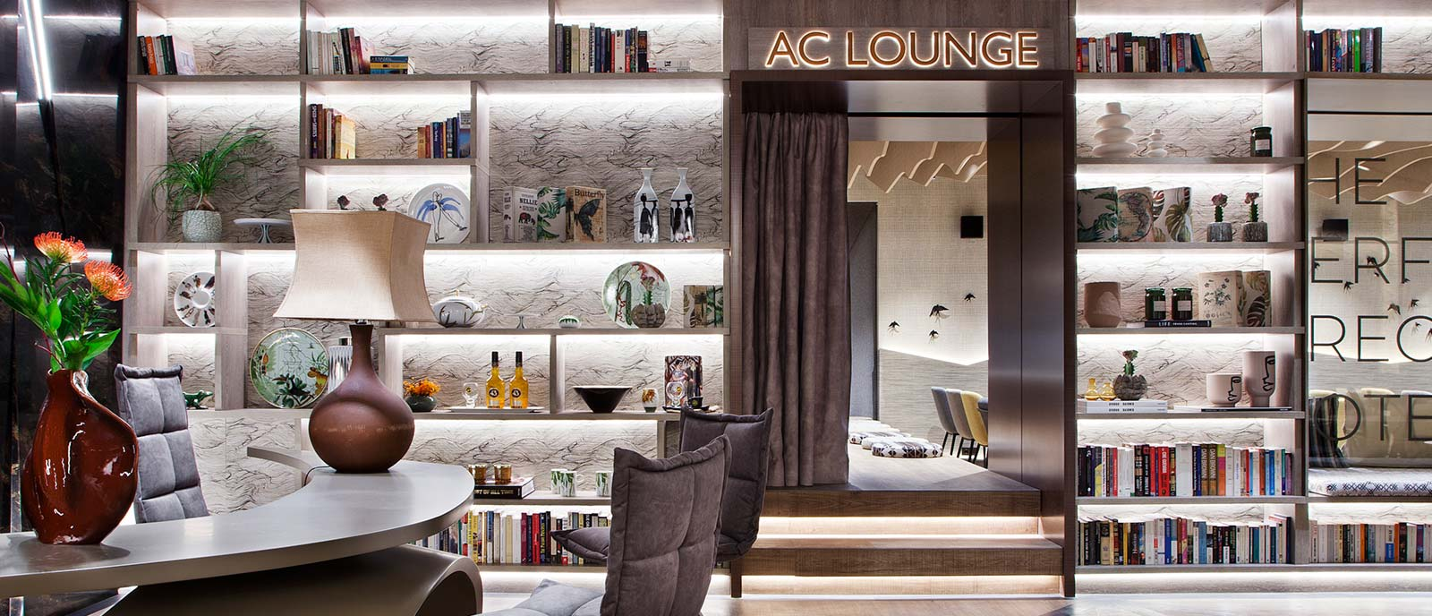 AC Lounge – «Lounge by AC Hotels By Marriot»