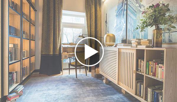 Video de Biblioteca – «Tengo un libro sostenible»  Espacio Artemade & Gemar