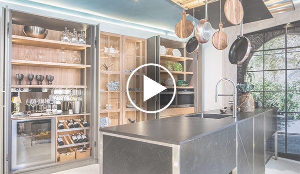Video de «Cocina in & out» – Espacio Delamora