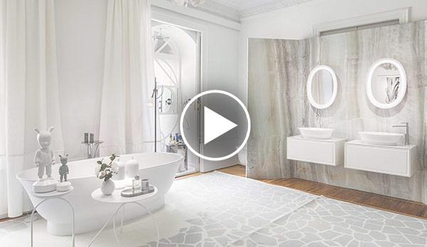 Video de Cuarto de baño – «Agua» – Espacio Laufen