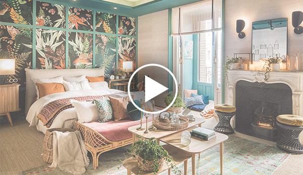 Video de Dormitorio – Espacio La Redoute