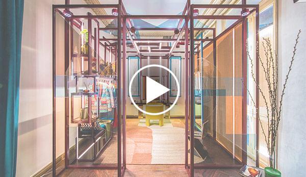 Video de Tocador – «Ritual» – Espacio Luzco Iluminación