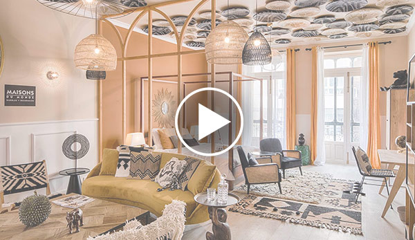 Video de Hotel & Suite – «Un viaje con esencia natural» – Espacio Maisons du Monde